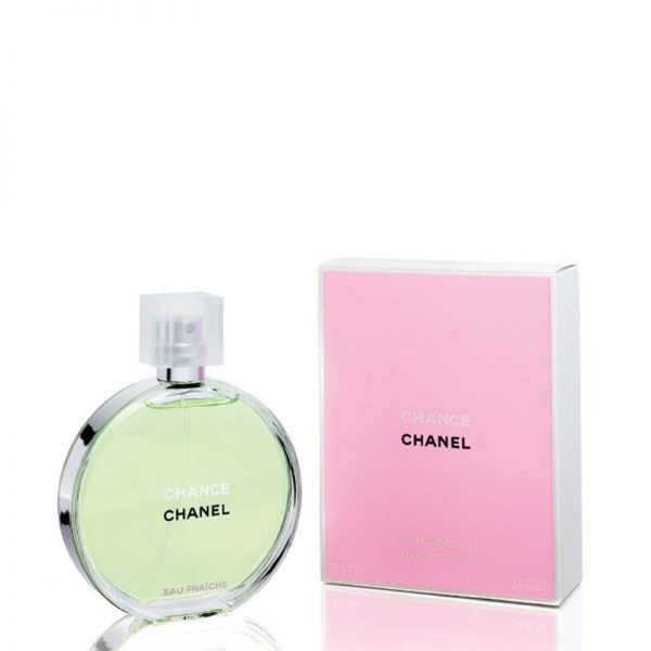 Chanel Chance Eau Fraiche Eau De Toilette box www.orchidps.ir