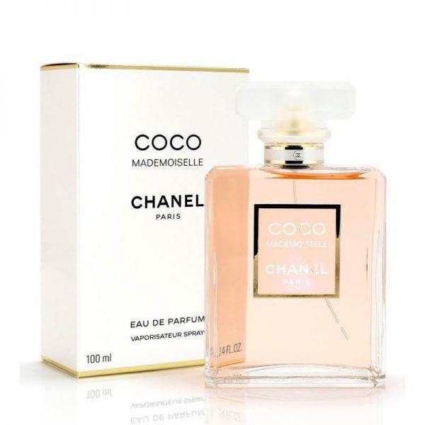 Chanel Coco Mademoiselle Eau De Parfum 100ml box