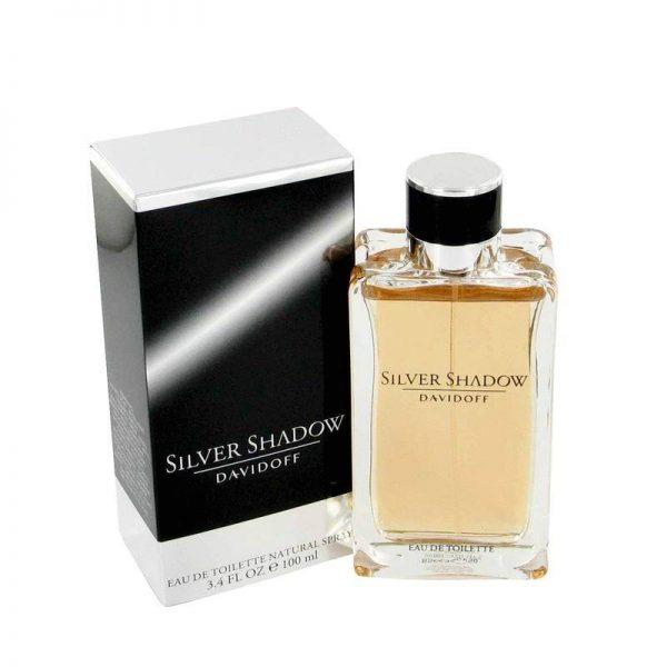 Davidoff Silver Shadow Eau De Toilette box www.orchidps.ir