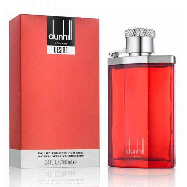 Dunhill Desire Red Eau De Toilette box www.orchidps.ir