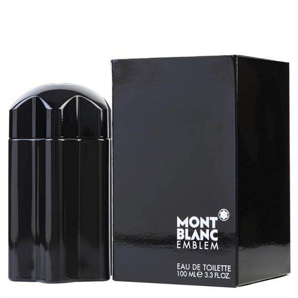 Mont Blanc Emblem Eau De Toilette box www.orchidps.ir