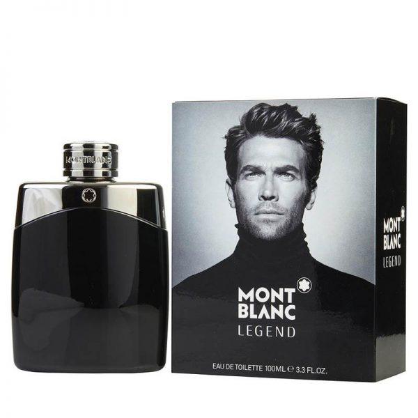 Mont Blanc Legend Eau De Toilette box www.orchidps.ir