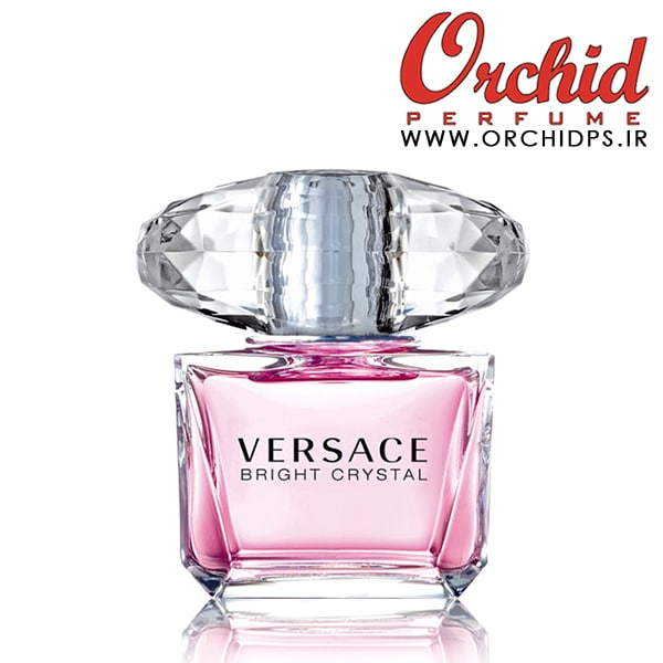 Versace Bright Crystal Eau De Toilette www.orchdps.ir
