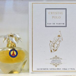 armania crystal polo woman eau de parfum www.orchidps.ir