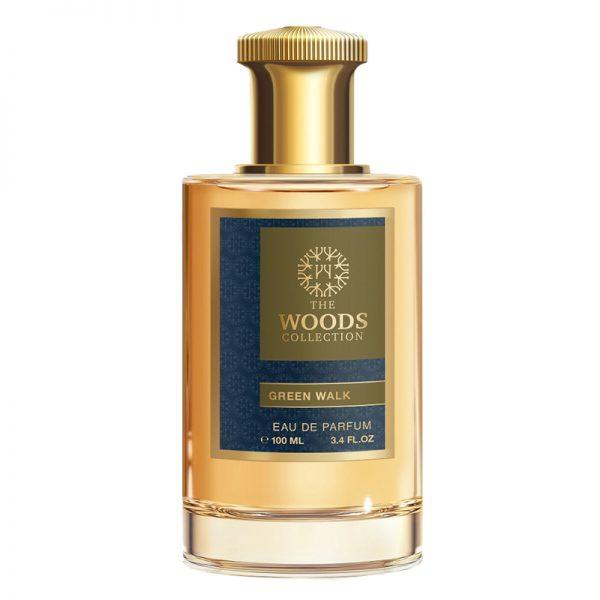 The Woods Collection Green Walk Eau De Parfum 100ml