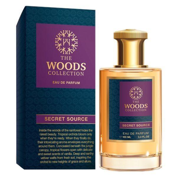 The Woods Collection Secret Source Box Eau De Parfum 100ml