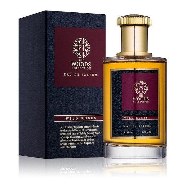 The Woods Collection Wild Roses Box Eau De Parfum 100ml