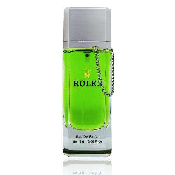 rolex Silver eau de parfum 90ml www.orchidps.ir