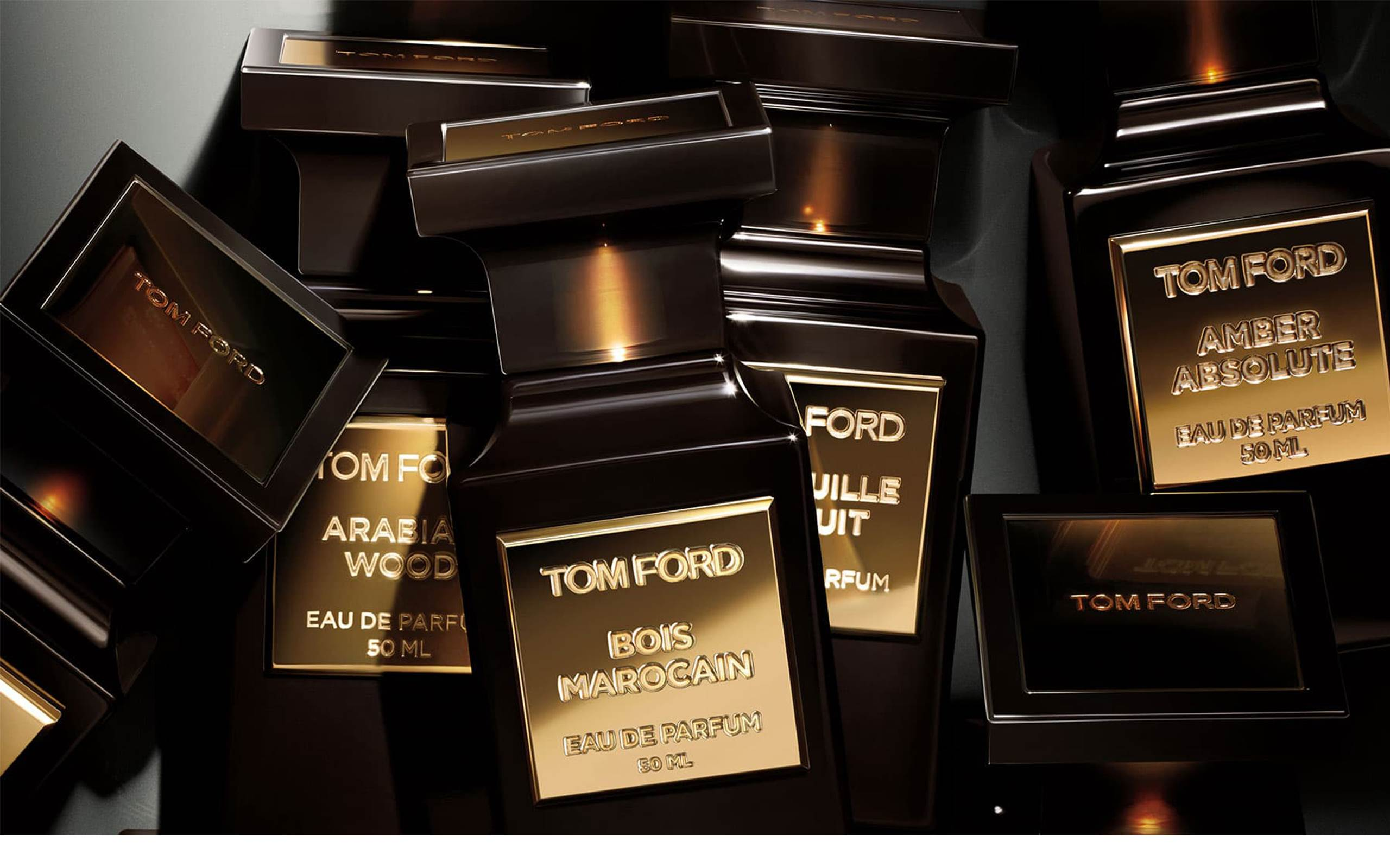 tom ford site slider