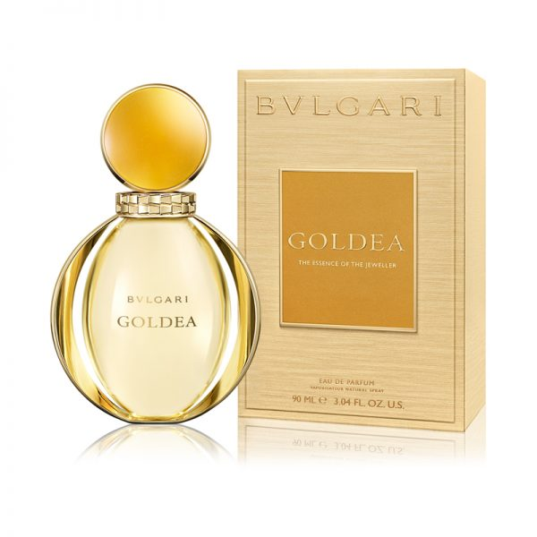 Bvlgari Goldea Eau De Parfum 90ml box