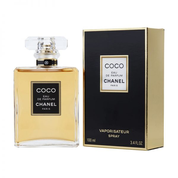 Chanel Coco Eau De Parfum 100ml box