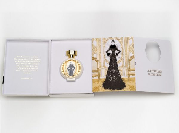 HFC Beautiful and Wild Eau De Parfum box