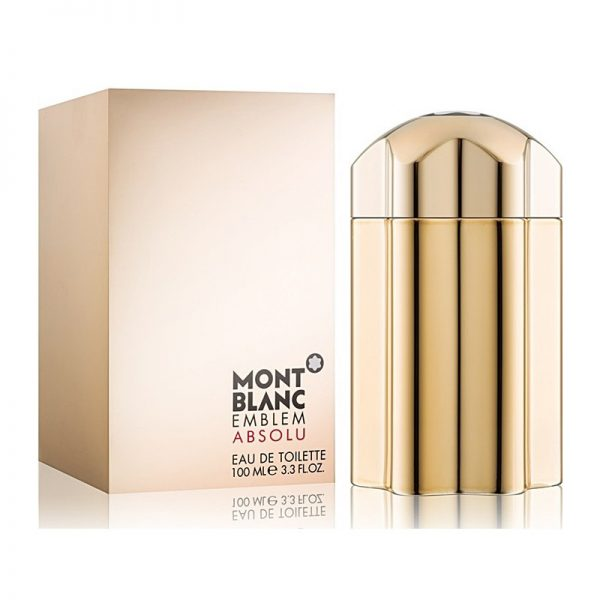 Mont Blanc Emblem Absolu Eau De Toilette 100ml box