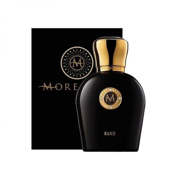 Moresque Rand Eau De Parfum 50ml box