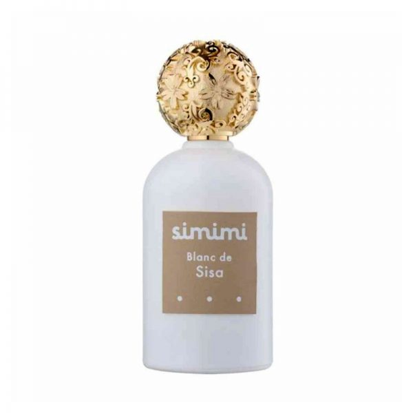 Simimi Extrait De Parfum Blanc De Sisa 100ml