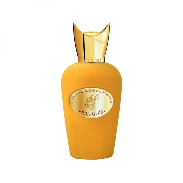 Sospiro Erba Gold Eau De Parfum 100ml
