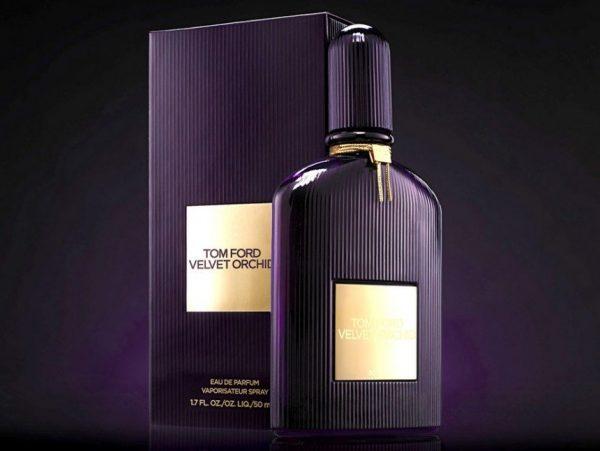 Tom Ford Velvet Orchid Eau De Parfum 100ml box