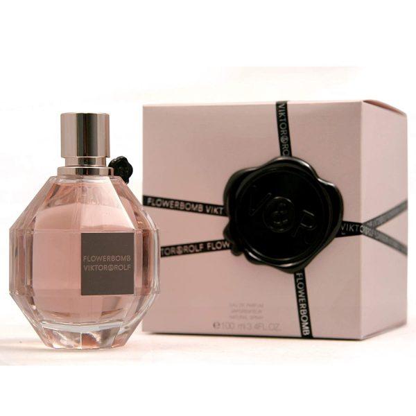 Viktor and Rolf Flower bomb Eau De Parfum 100ml box