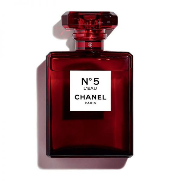 Chanel No 5 L'Eau Red Edition 100ml