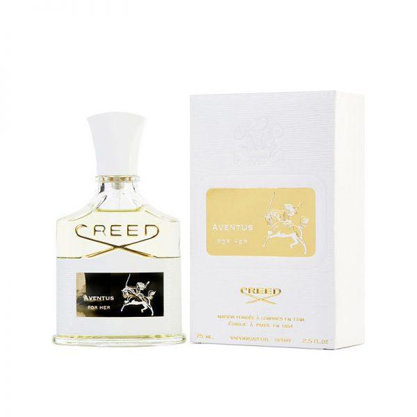 Creed Aventus For Her Eau De Parfum 75ml box