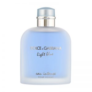 Dolce And Gabbana Light Blue Eau Intense Pour Homme 125ml