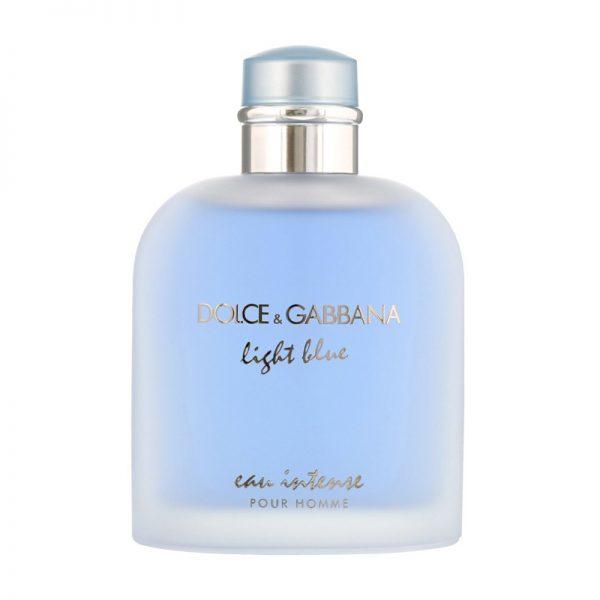 Dolce And Gabbana Light Blue Eau Intense Pour Homme 125ml