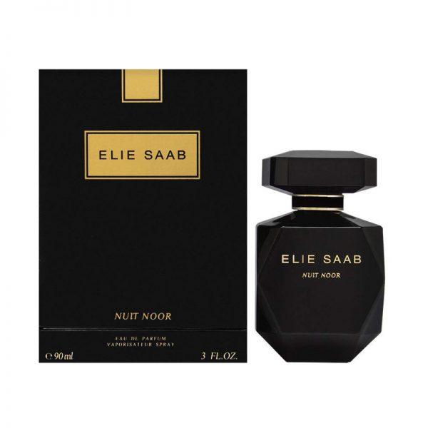 Elie Saab Nuit Noor Eau De Parfum 90ml box