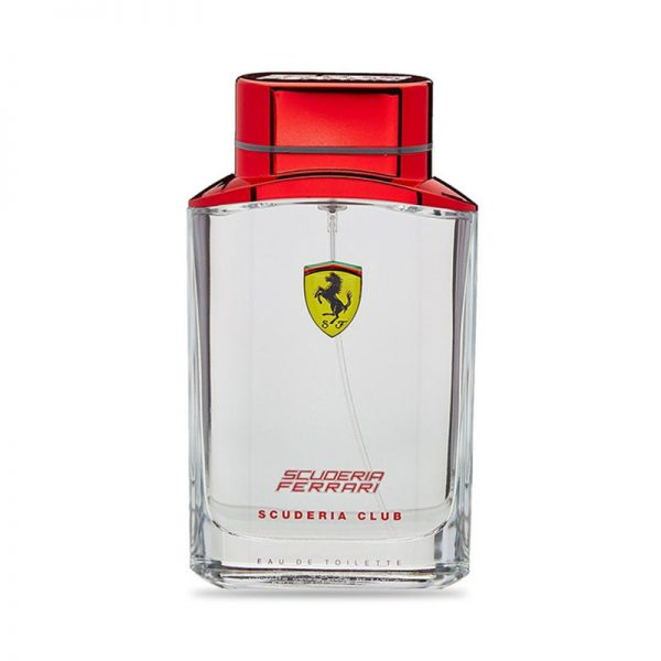 Ferrari Scuderia Club Eau De Toilette 125ml