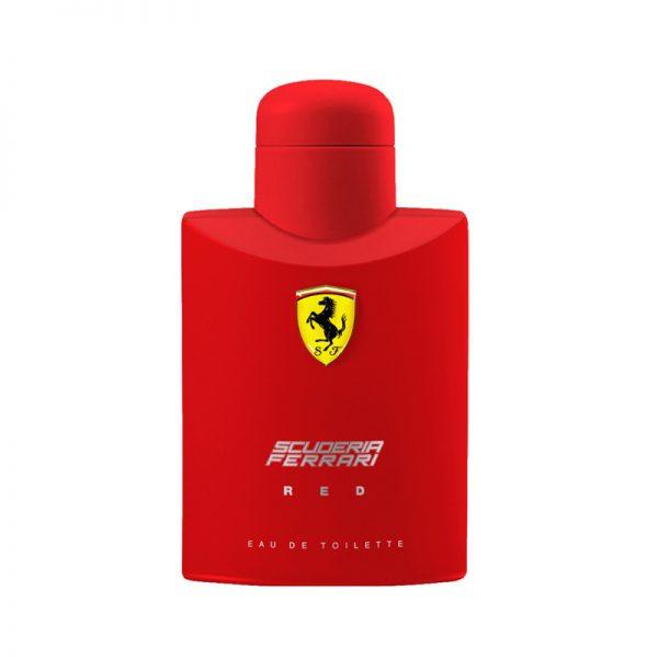 Ferreri Scuderia Ferrari Red Eau De Toilette 125ml