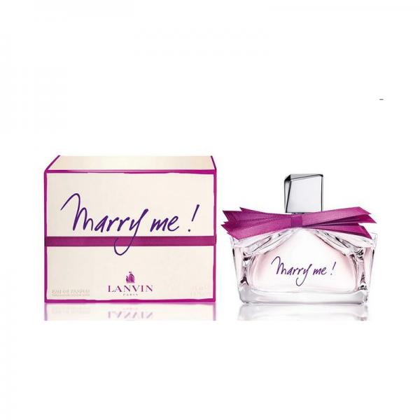 Lanvin Marry Me Eau De Parfum 75ml box
