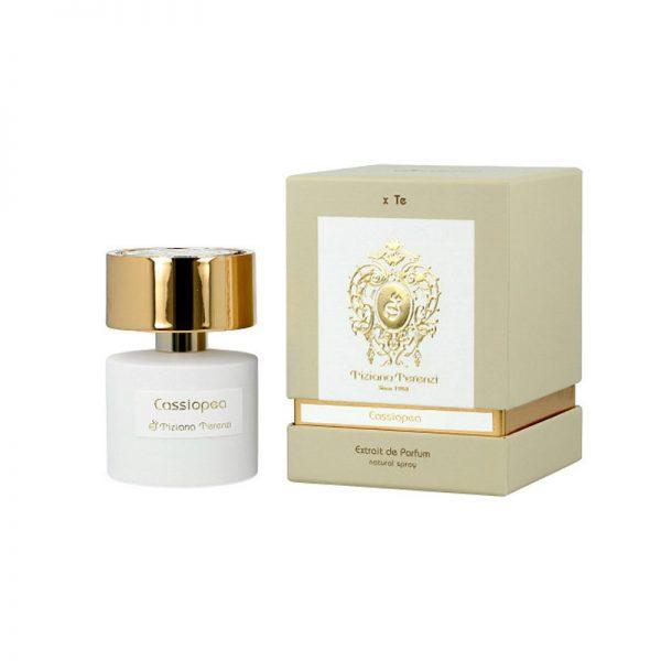 Tiziana Terenzi Cassiopea Extrait De Parfum 100ml box