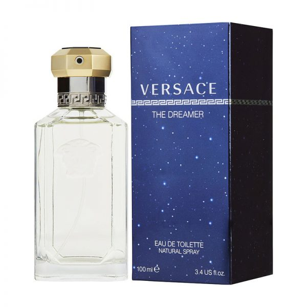 Versace Dreamer Eau De Toilette 100ml box