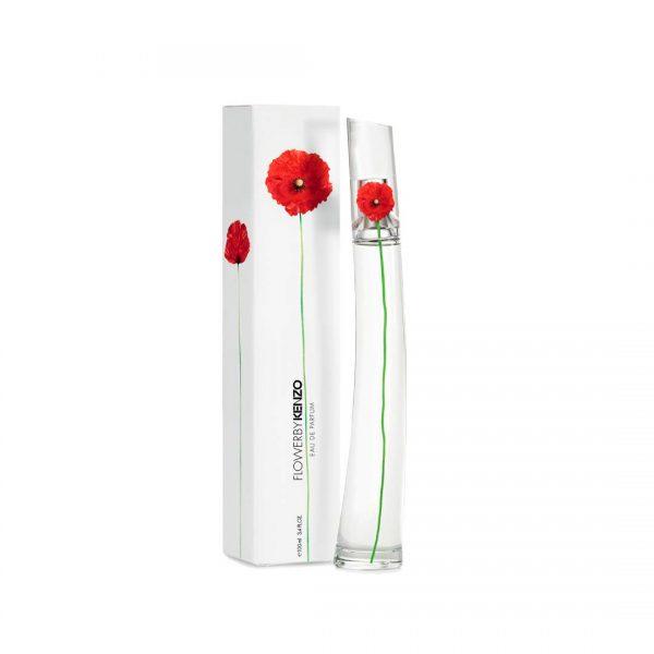 kenzo flower eau de parfum 100ml box