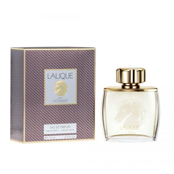 Lalique Pour Homme Equus Eau De Parfum 75ml box
