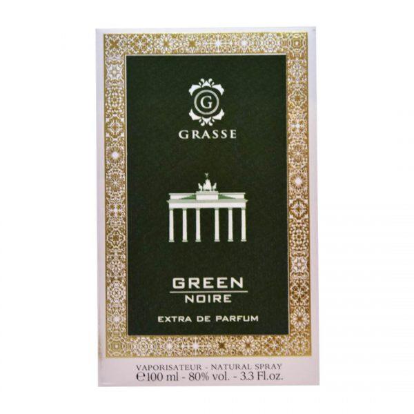 Grasse Green Noire box