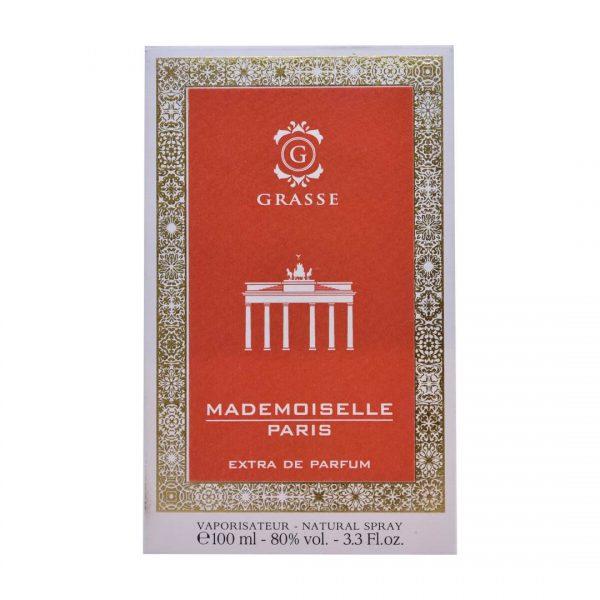 Grasse Mademoiselle Paris box