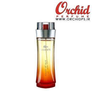 Touch of Sun Lacoste Fragrances for women