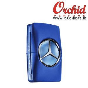 Mercedes Benz Man Blue Mercedes-Benz for men